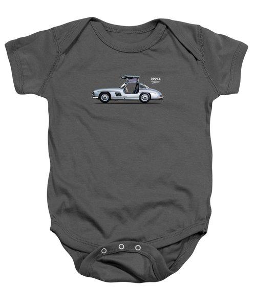 300 Sl Gullwing 1954 Baby Onesie