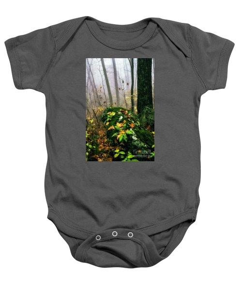 Autumn Monongahela National Forest Baby Onesie