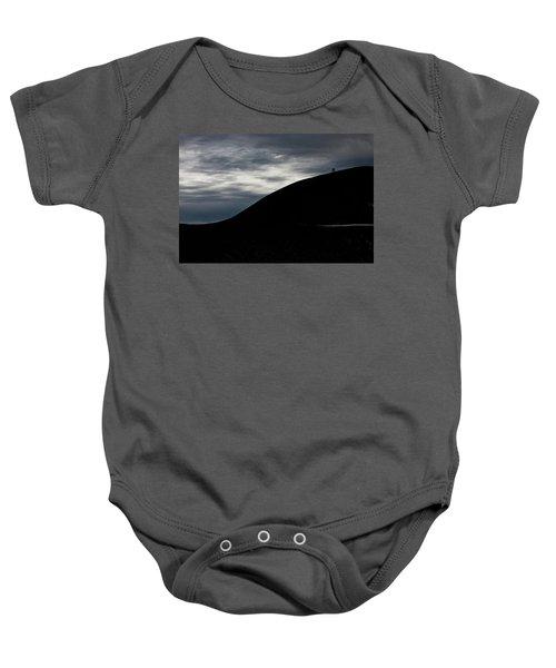 Etna, The Volcano Baby Onesie