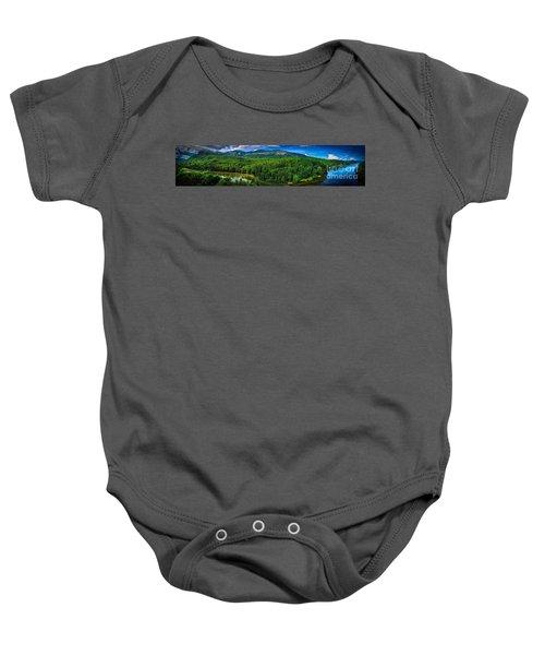 Lake Lure Baby Onesie