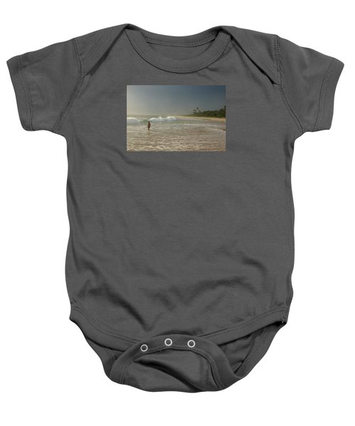 Long Beach Kogalla Baby Onesie