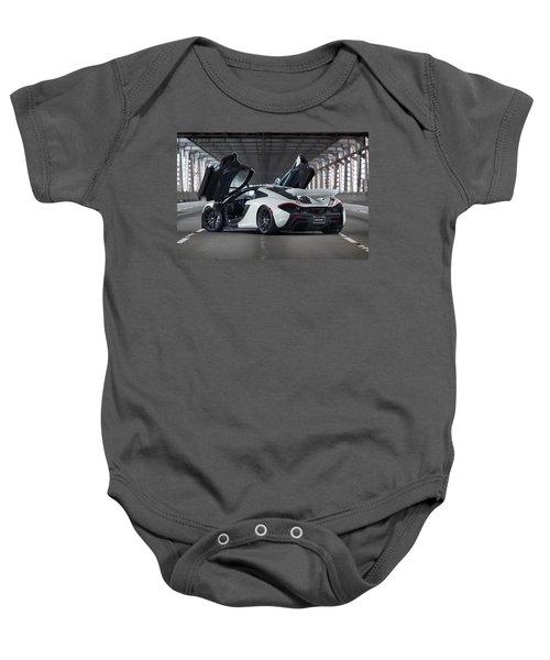 #mclaren #p1 #print Baby Onesie