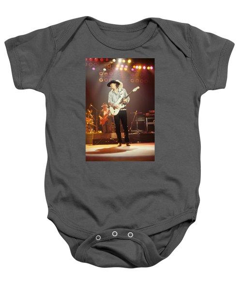 Stevie Ray Vaughan Baby Onesie