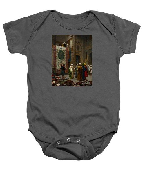 The Carpet Merchant Baby Onesie