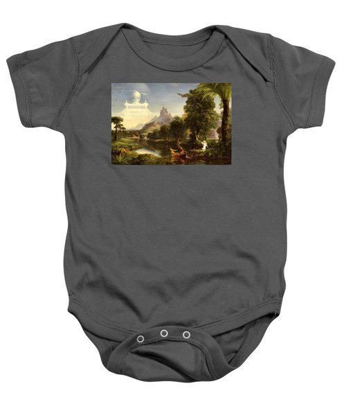 The Voyage Of Life, Youth Baby Onesie
