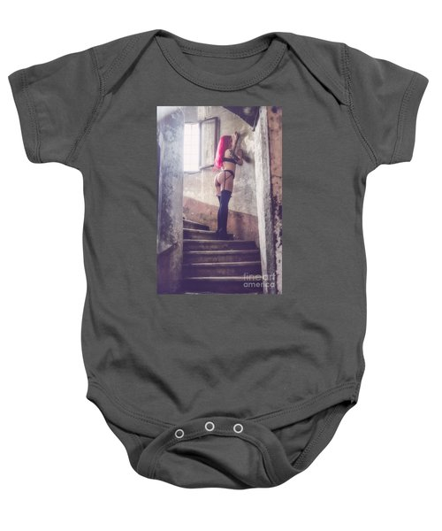 Pretty Things Are Going To Hell Baby Onesie
