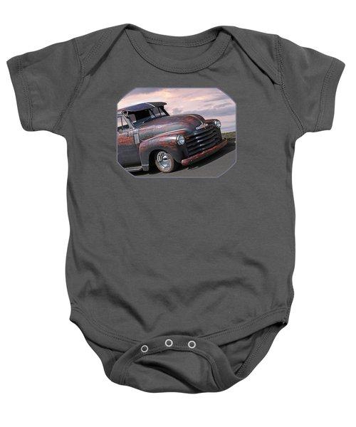 51 Chevy Baby Onesie