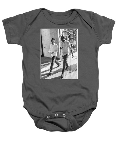 7th Aveune Manhattan. Baby Onesie