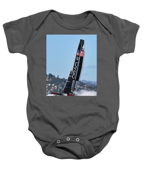 Once In San Francisco Baby Onesie