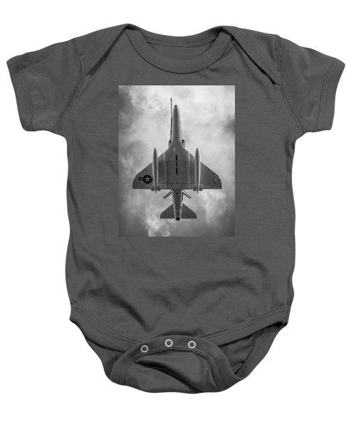 A-4 Skyhawk Baby Onesie