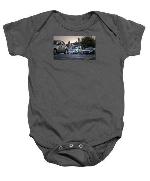 Baby Onesie featuring the photograph A Classic by Pedro Fernandez