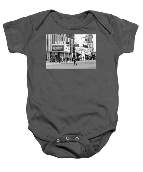 A Clockwork Orange At The World Theater Baby Onesie