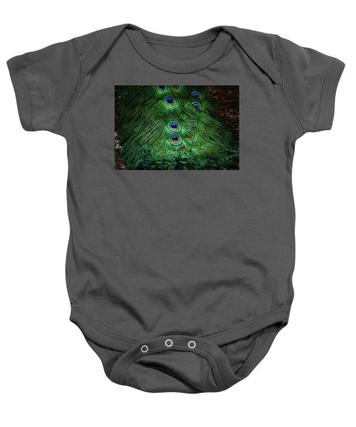 A Different Point Of View Baby Onesie