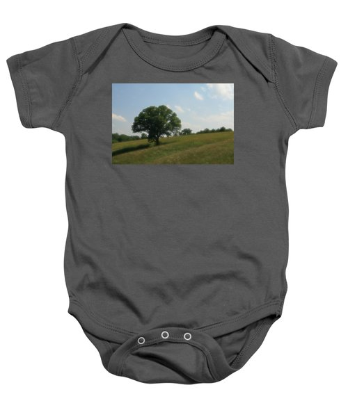 A Dreamy Day Baby Onesie