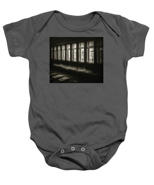 A Glimps From The Dark Baby Onesie