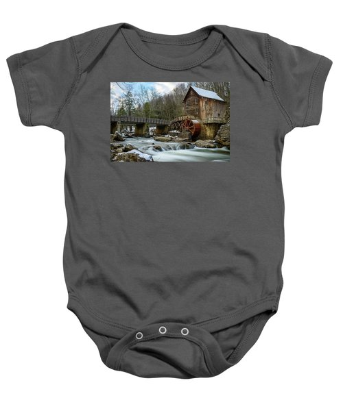 A Glimpse Of Antiquity Baby Onesie