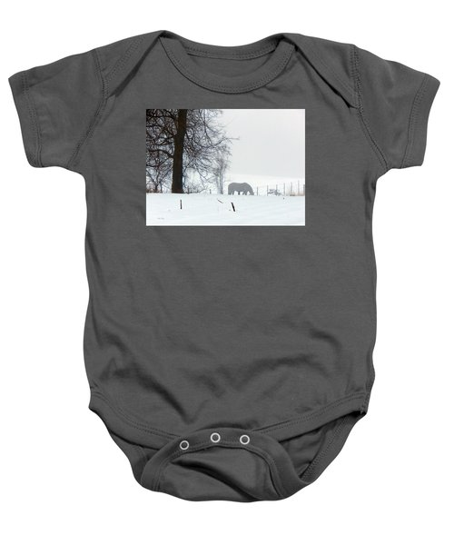 A Horse Of A Different Color Baby Onesie