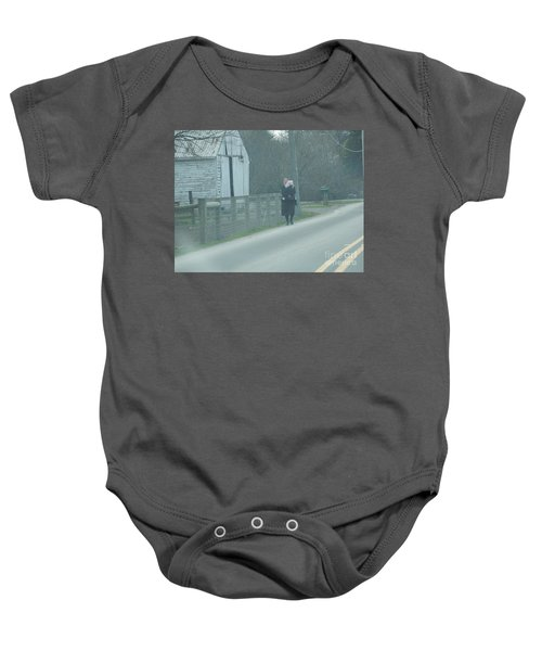 A Long Day Baby Onesie