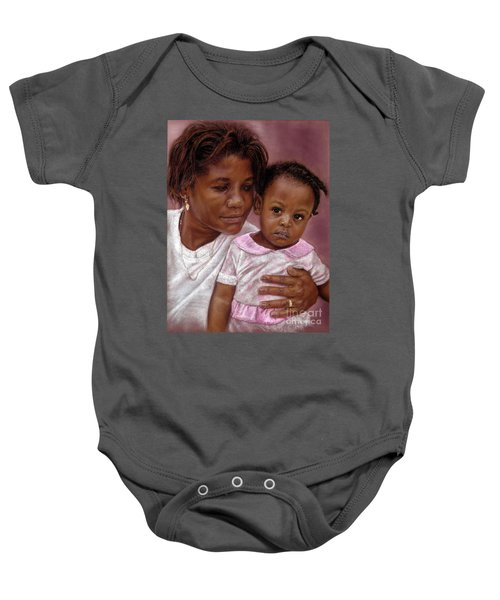 A Mother's Love Baby Onesie