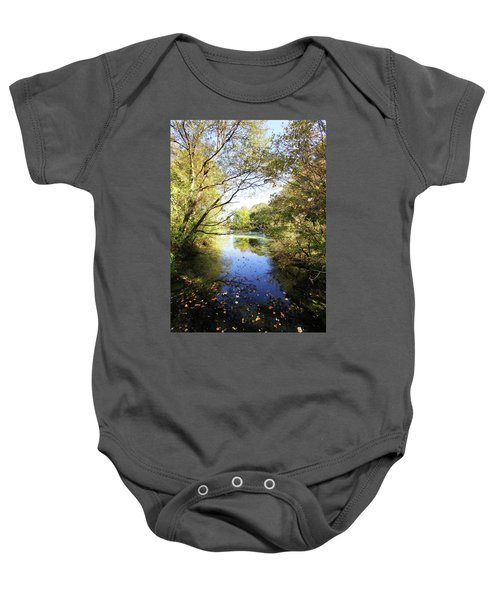 A Peaceful Afternoon Baby Onesie