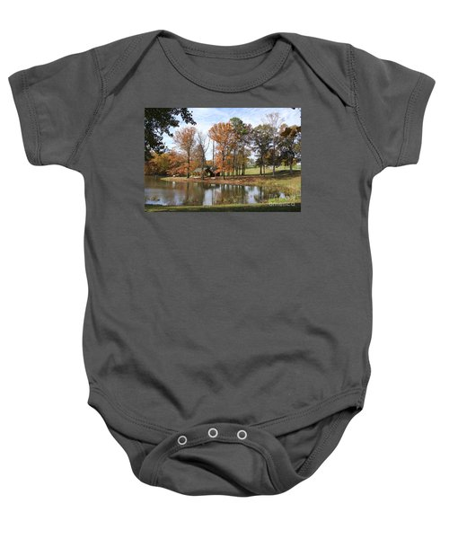 A Peaceful Spot Baby Onesie