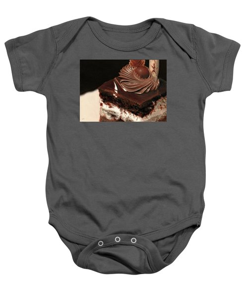 A Piece Of Cake Baby Onesie