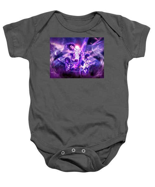 A Prince For The Heavens  Baby Onesie