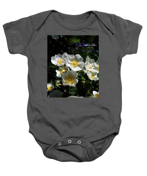 A Short Life But A Merry One Baby Onesie