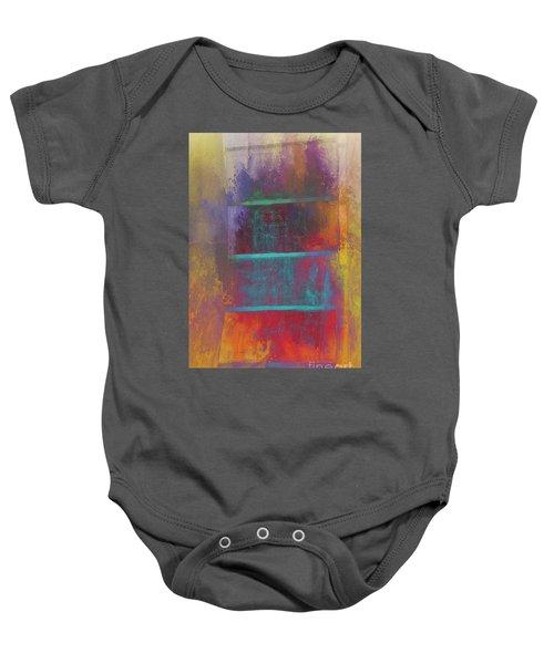 A Splash Of Color Baby Onesie