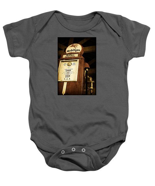 A Thing Of The Past Baby Onesie