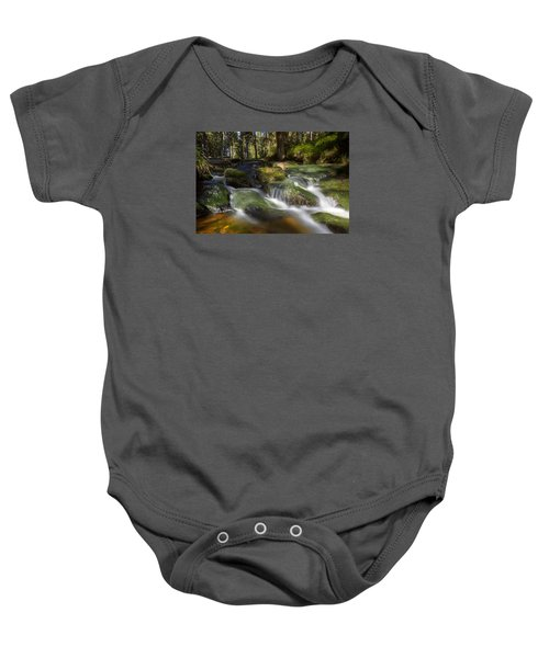 A Touch Of Light Baby Onesie