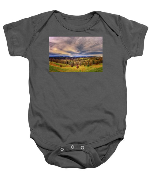 A View From The Biltmore Baby Onesie