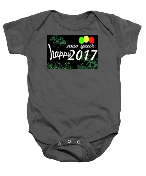 About New Year Baby Onesie