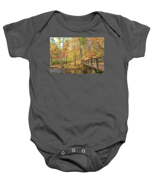 Abrams Falls Trailhead Baby Onesie