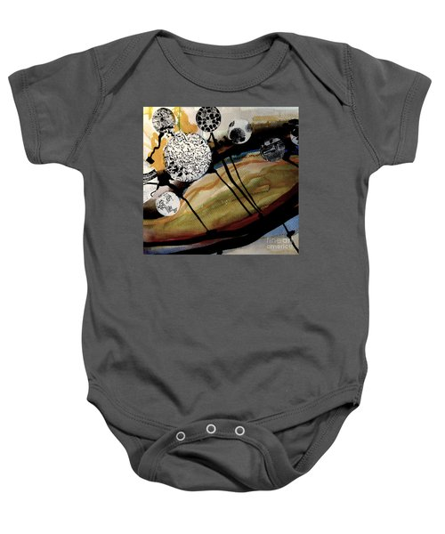 Abstract-23 Baby Onesie