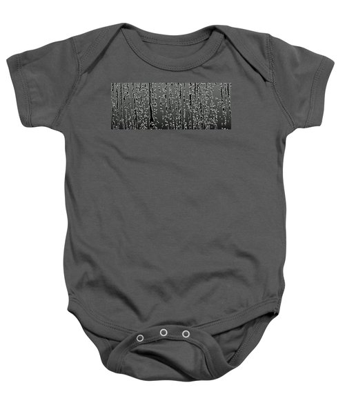 Abstract No. 34-1 Baby Onesie by Sandy Taylor