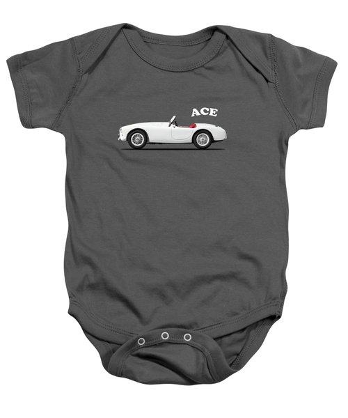 Ac Ace Baby Onesie