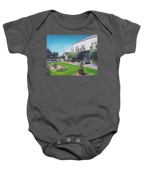 Admiralty House Baby Onesie