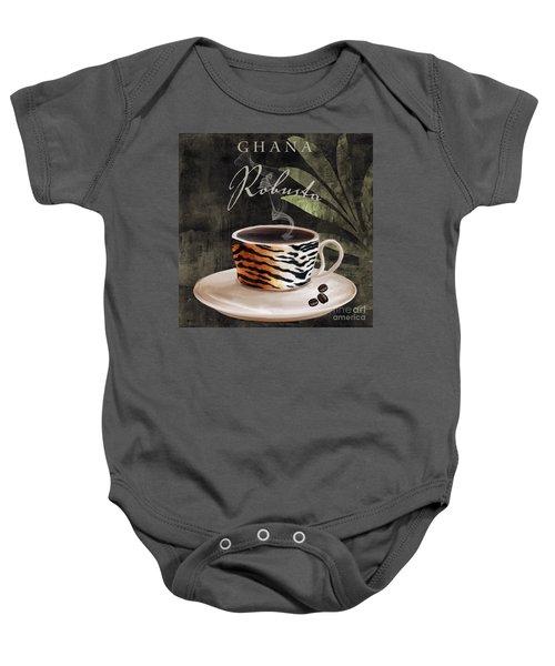 Afrikan Coffees II Baby Onesie