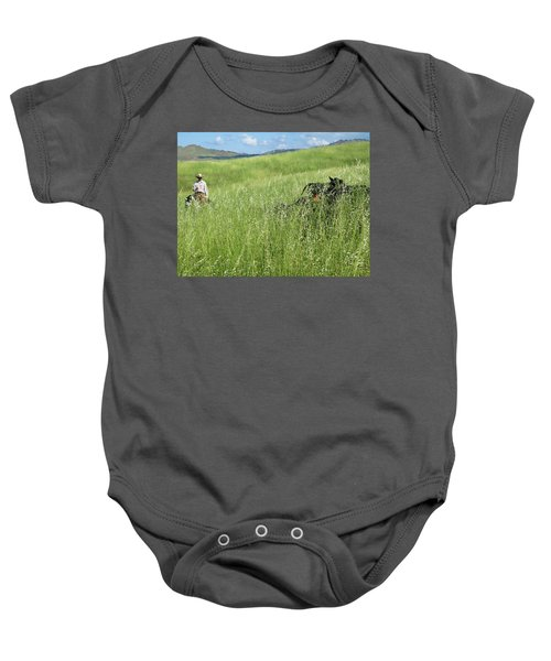 After The Drought Baby Onesie