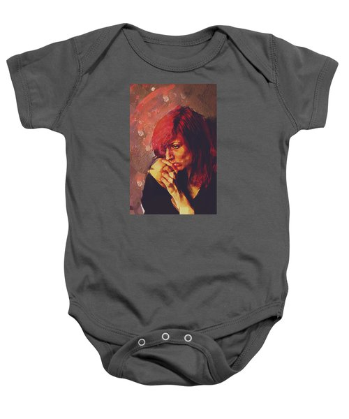 Afterimage Baby Onesie