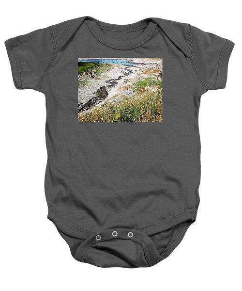 Alder Lake Stumps Baby Onesie