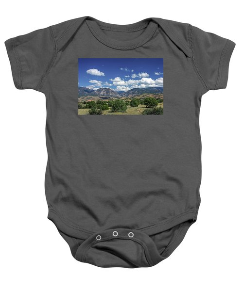 Aldo Leopold Wilderness, New Mexico Baby Onesie