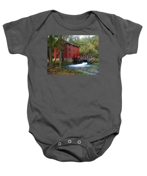 Alley Sprng Mill 3 Baby Onesie