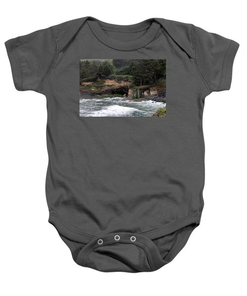 Along The Oregon Coast - 5 Baby Onesie