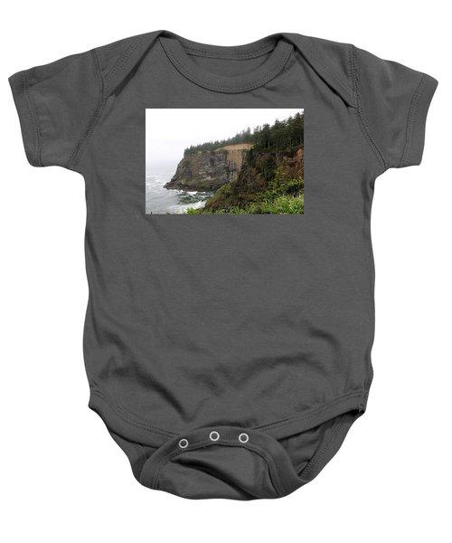 Along The Oregon Coast - 8 Baby Onesie