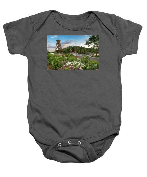 Alpena Michigan Duck Park -0269 Baby Onesie