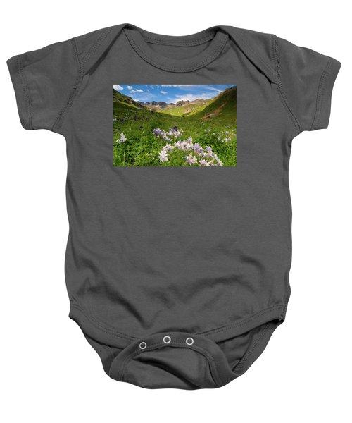 American Basin Baby Onesie