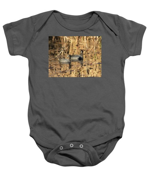American Coots Baby Onesie