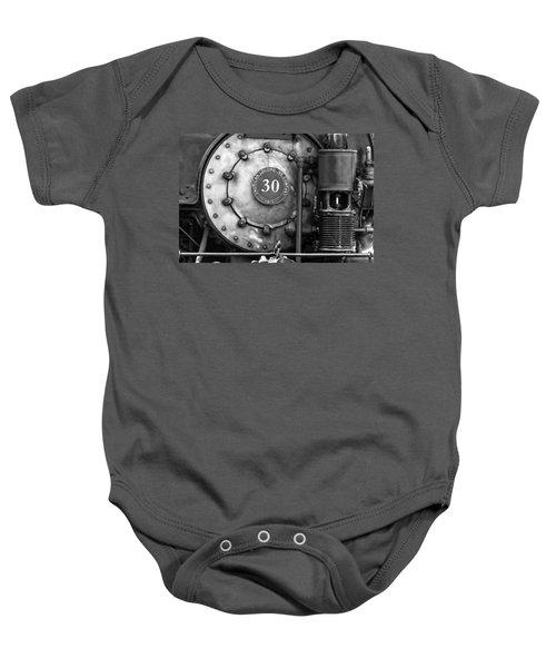 American Locomotive Company #30 Baby Onesie